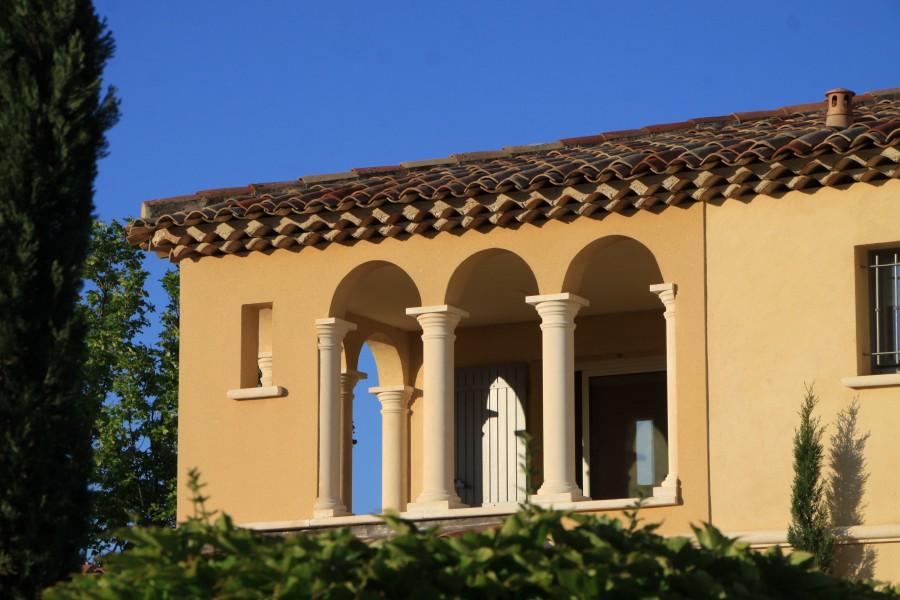Terrasse de la chambre principale