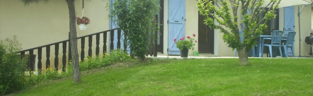 gîte de france Les fontaines à chaponnay