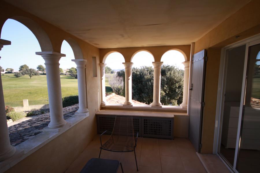 Terrasse chambre 1