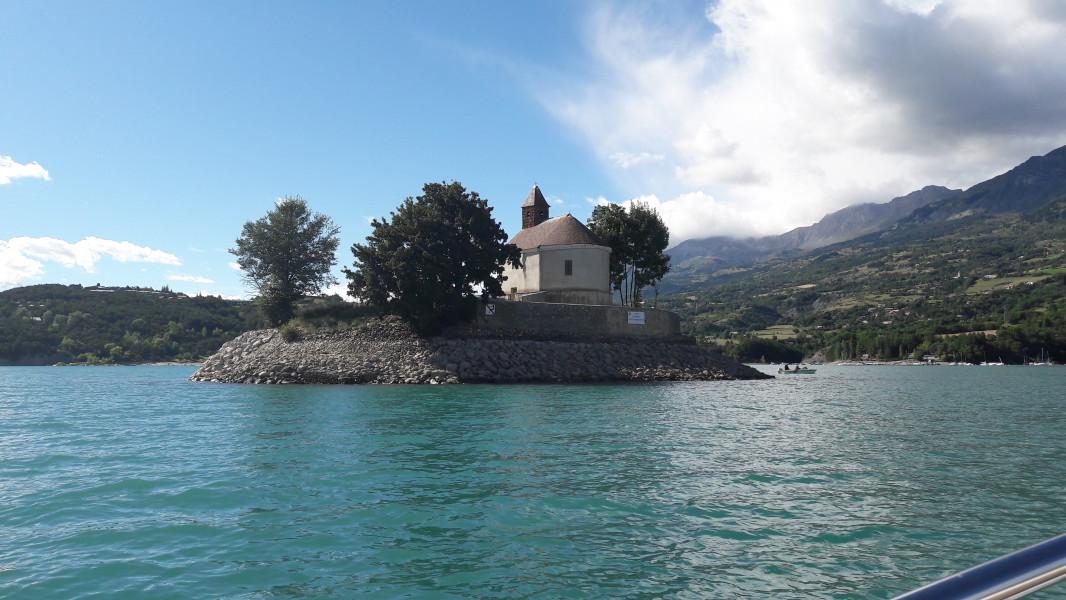 La baie Saint Michel en kayak