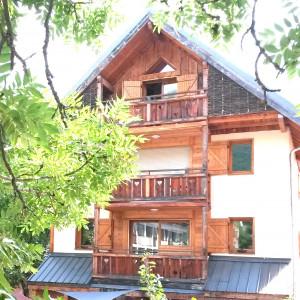 Balcon 1er étage