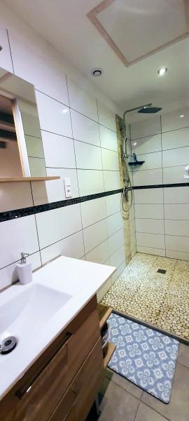douche chambre parentale